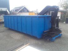 Container met kraan Containers