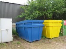 3 m3 containers Dry General Pur
