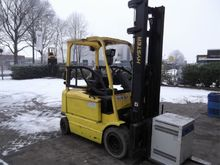 Used 2009 Hyster J3.