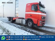 2008 Volvo FH13.480 6X2 CHASSIS