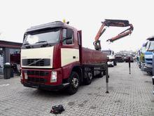2006 Volvo FH13 440 8X4 PALFING