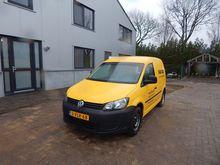 2011 Volkswagen caddy 1.6TDI Pa