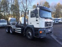 1997 MAN 33 343 SILENT Containe