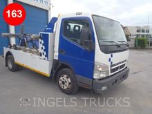 2011 Mitsubishi CANTER Salvage