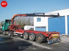 Used 2002 Van Hool 3
