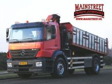 2005 Mercedes Benz AXOR 1823 CR