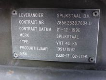 Used 1992 Spijkstaal