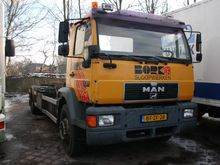 1998 MAN 18.224 Container trans