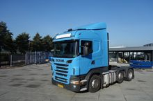 2011 Scania R500 Tractor unit