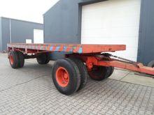 1980 onbekend Heavy duty 20 ton