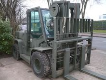 Used 1992 Hyster H15