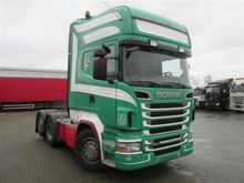 2012 Scania R 500 Tractor unit
