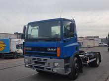 Used 1998 DAF CF85 T