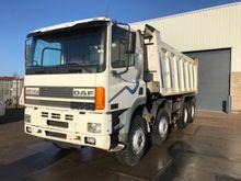 2000 DAF CF85.430 Full Steel -