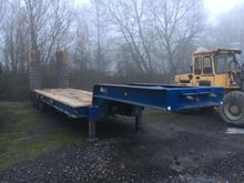1973 ACTM dieplader Low loader