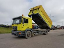 1996 MAN 19.403 Tipper