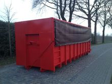 2015 Heuvelmans 40 m3 container