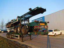 2001 Flandria Chassis vlak Cont