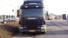 2001 Scania P94 BDF system