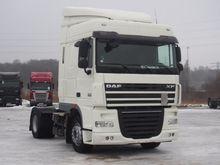 Used 2011 DAF FT 105