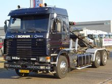 1991 Scania 143 V8 400 NCH SYST