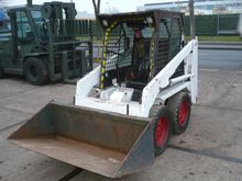 Used Bobcat 543 Skid
