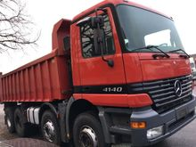 1999 Mercedes Benz 4140 Trucks