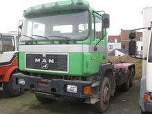 1991 MAN 26322 Container transp