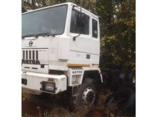 1990 Iveco ASTRA 6X6 Chassis ca