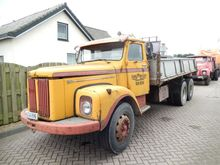 1967 Scania LS 76 42 SRD Tipper