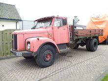 1962 Scania 50.40 Tipper