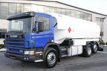 2003 Scania FUEL TANK 4 CHAMBER