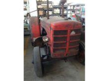 1951 Hanomag R45 Tractor