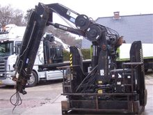 2002 Hiab R300 Automatic Cranes