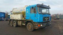 Used 1987 MAN 24.362