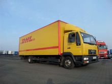 2004 MAN 12.180 4X2 BL Box with