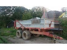 schuitenmaker 9000 kg Spreading