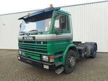 Used 1981 Scania P 1