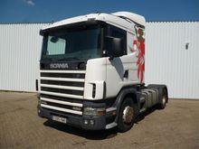 Used 2000 Scania R 1