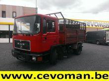 Used 1993 MAN 12.192