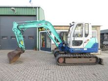 Used 2000 IHI 55J Sk