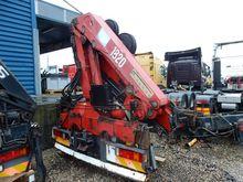 Used 2007 HMF 1820 K