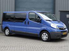 2010 Opel Vivaro 2.5CDTI LANG A