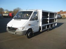 2000 Mercedes Benz 413cdi Lorry