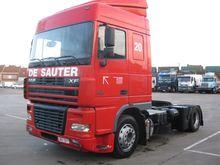 2005 Daewoo XF95380 Tractor uni