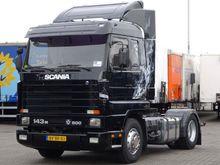 1995 Scania 143 V8 500 STREAMLI