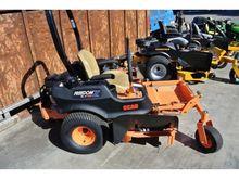 Used lawnmower Scag