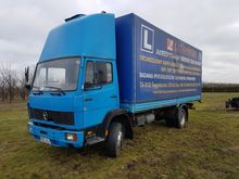 1997 Mercedes Benz 1320 Chassis