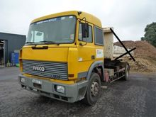 1991 Iveco 190.38 Chassis cabin