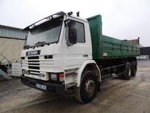 1992 Scania 113/320 Tipper